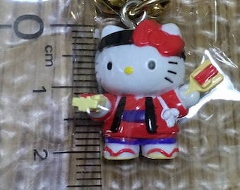 Sanrio Hello Kitty Key chain Kouchi Yosakoi