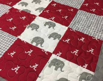 Alabama Baby Quilt
