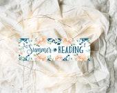 Summer Reading - Bookmark