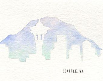 Seattle Card 2