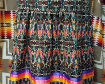 Native Feast/Ribbon Skirt