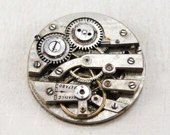 Vintage Pocket Watch Movement - c11