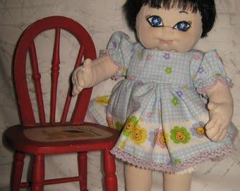 Soft Sculptured Dolls