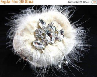 SALE SALE Beige Bridal Clutch, Crystal Wedding Clutch, Beige Satin Crystal Bridal Purse, Satin Crystal Evening Bag