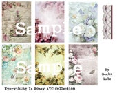 Everything is Rosey ATC Collection