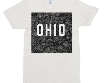 Graphic Ohio Pattern Soft Tee - Men's