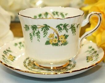 Royal Stafford Teacup and Saucer