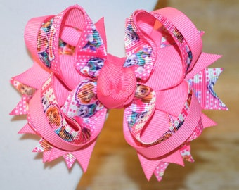 Sky Paw Patrol Hair Bow