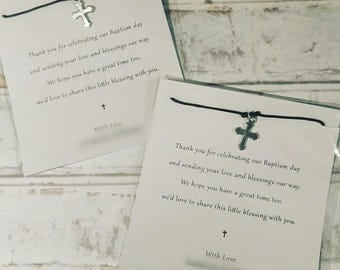 Baptism Communion Christening Favors Blessing