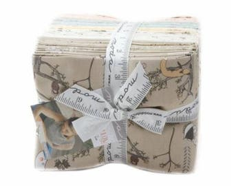 Hushabye Hollow Fat Quarter Pack by Lydia Nelson of Dreamy Quilts for Moda