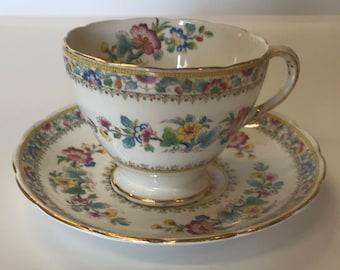 Foley Adoration tea cup & saucer