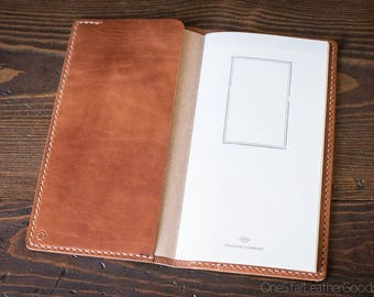 BUILD-YOUR-OWN - cover for Midori Traveler's Notebook, Regular size