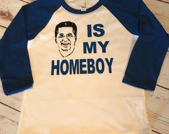 Kentucky Wildcats Shirt/Coach Cal is my Homeboy Shirt