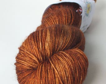 TO order - skein of Superwash Merino / Nylon - hand - dyed Fingering / Sock - color ChanChan