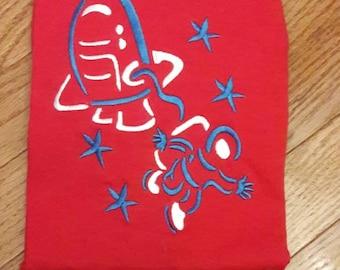 Space/Rocket Shirt
