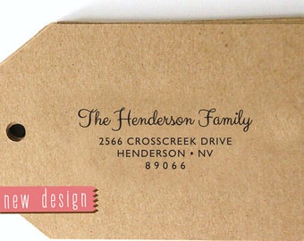 CUSTOM address STAMP from USA with proof, Pre Inked Stamp, Wedding Stamp, rsvp stamp, Return Address Stamp, Custom Address Stamp RB5-6