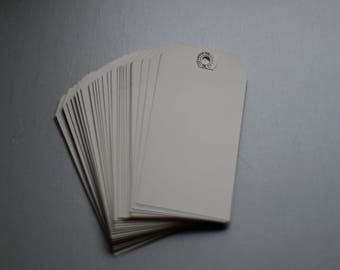 Vintage paper tags