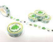 Plant Home Washi Tape