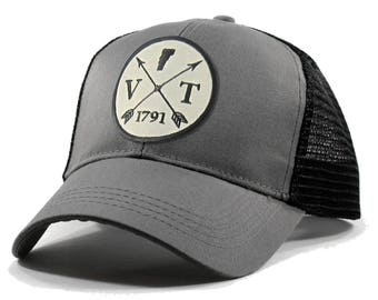 Homeland Tees Vermont Arrow Hat - Trucker