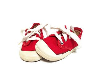 Red Keds Childrens Shoes