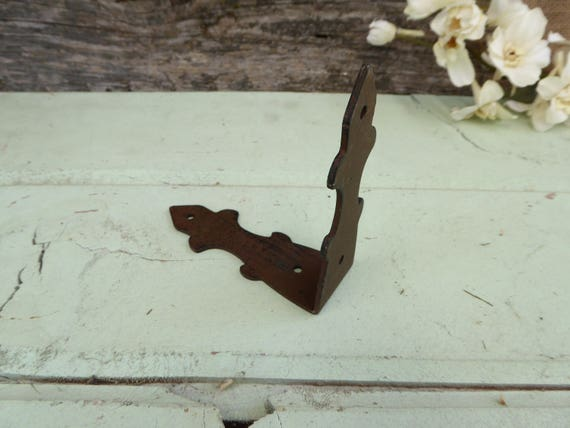 Rustic Decorative Corner Brace 90 Degree Trunk Strap Diy