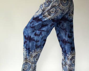 SM0040 Genie Pants Comfy Trouser, Gypsy Pants Rayon Pants,Aladdin Pants Maxi Pants Boho Pants