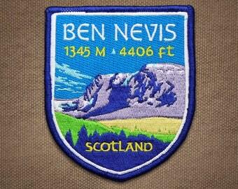 Ben Nevis Patch