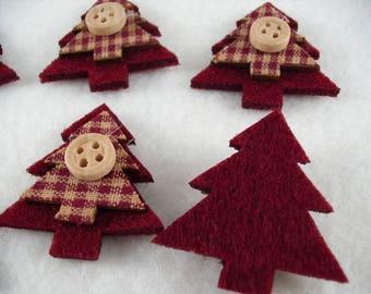 6 fir trees (1213)