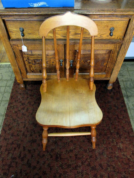 1920's childs chair