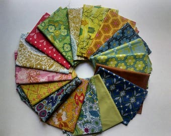 Anna Maria Horner Little Folks Voile Fabric Bundle/Half Yard Bundle/Extremely Rare Fabric