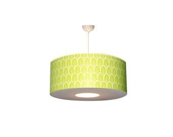 """Lamp shade or hanging tag """"Byzantium"""""""