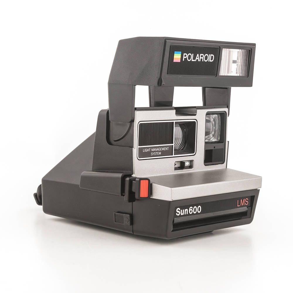 polaroid sun 600 lms manual