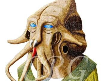 Tessek (Squid Head)