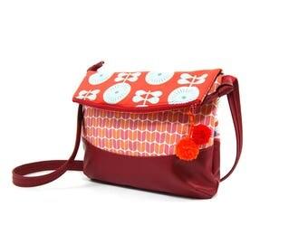 Original bag - Burgundy shoulder bag