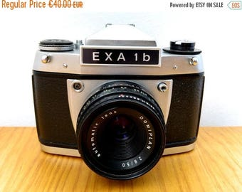 ON SALE Pentacon Exa 1b, Vintage SLR Camera, Ihagee Dresden, Made in East Germany, Camera for Collectors