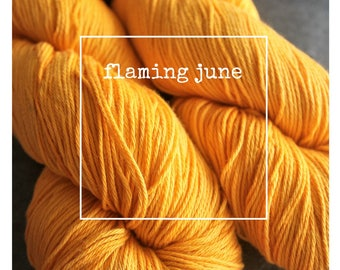 Sideshow Cotton in Flaming June