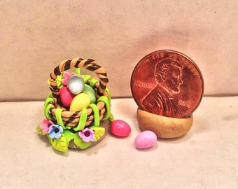 Easter Basket Mini