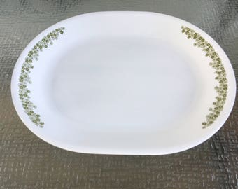 Corelle Livingware Spring Blossom Serving Plate or Platter by Corning