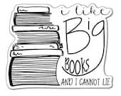 DP Decal - Like Big Books