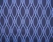 "Blues Geometric Print #562 4 Way Stretch Swimwear Activewear Cosplay Nylon Spandex Lycra Craft Fabric 58""-60"" Wide By The Yard"