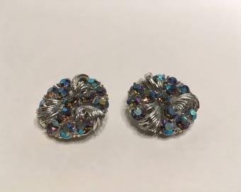 Lisner Clasp Earrings