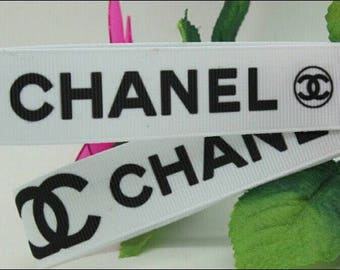 Chanel Ribbon 5yards - 16mm Grosgrain