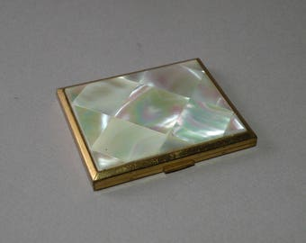 Mother of Pearl Compact