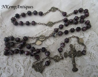 Antique rosary 1900 for the collector
