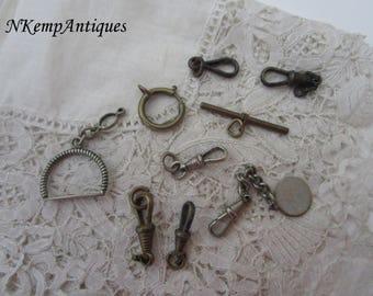 Antique components 1900 for re-purpose