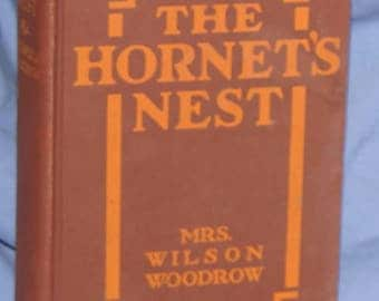 1917 Novel:The Hornet's Nest by Mrs Wilson Woodrow, illustrations by Paul Stahr