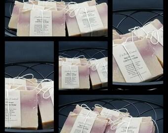 NAG CHAMPA Cold Process Soap Bar