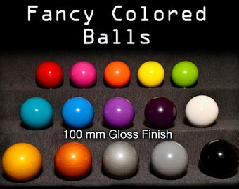 GLOSS 100mm Contact Poi **Fancy Colors**
