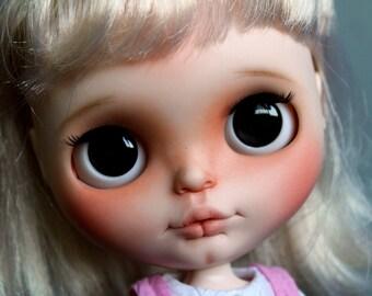 Eyechips for Blythe dolls - Deep Brown/Black vector