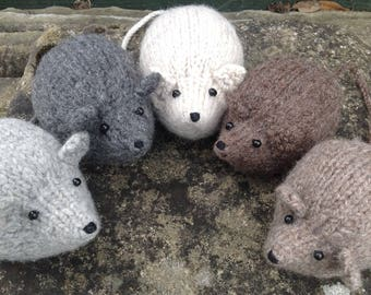 Felted Mouse/ Mice